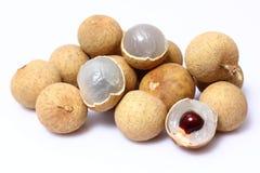 Longan, Dimocarpus Longan Royalty Free Stock Photo