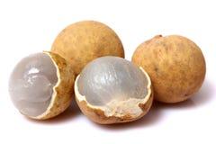 Longan, Dimocarpus longan Stock Photos
