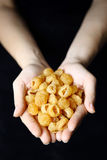 Longan dourado Foto de Stock