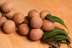 Longan Fruit Stock Image