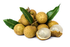 Longan  fruit . Stock Photography