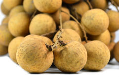 Longan fruit Stock Photos