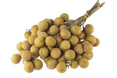 Longan fruit Royalty Free Stock Photos