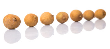 Longan Fruit  IV Royalty Free Stock Photo