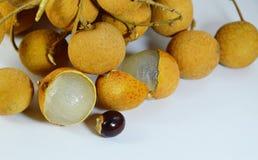 Longan fruit Thai fruit Royalty Free Stock Photos