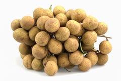 Longan fruit Stock Photo