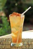 Longan juice cold water Stock Photos