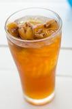 Longan juice Stock Photo