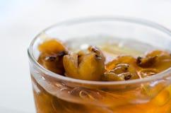 Longan juice Royalty Free Stock Images