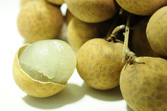 Longan or lamyai Stock Photos