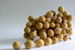 Longan sweet fruit. Royalty Free Stock Photography