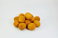 Longan Thai summer fruit Stock Photo