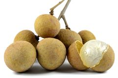 Longan, Thailand Stock Photo
