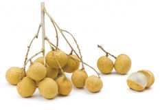 Longan Thailand tropical fruit Royalty Free Stock Image