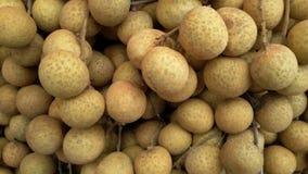 Longan. Top ten of Thai fruit Stock Images