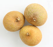 Longan.Tropical fruit van Thailand. Stock Fotografie