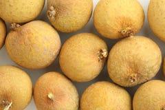 Longan.Tropical fruit van Thailand. Stock Afbeelding