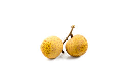 Longans fruits Royalty Free Stock Images