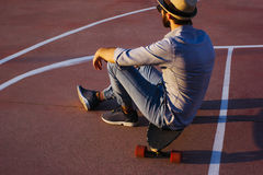 Longboard Photos stock