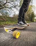 Longboard Royalty Free Stock Image