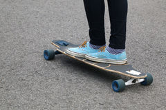 Longboard Stock Photography