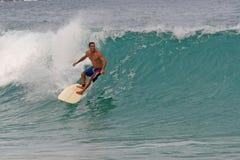 Longboarder Imagem de Stock