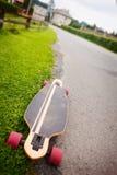 Longboarding Imagen de archivo libre de regalías