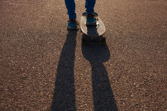 Longboarding   Stock Photos