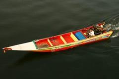 Longboat Tajlandia Obraz Royalty Free