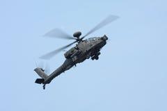 Longbow de Apache Fotos de Stock