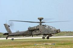 Longbow del Apache Immagini Stock