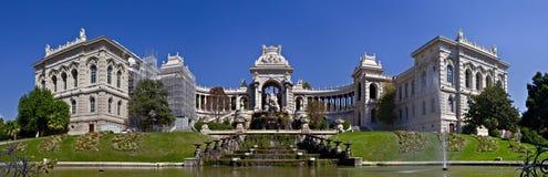 longchamp παλάτι της Μασσαλίας Στοκ εικόνα με δικαίωμα ελεύθερης χρήσης