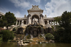 longchamp pomysłowo pałac Obrazy Royalty Free