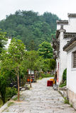 Longchuan scenic spot Stock Images