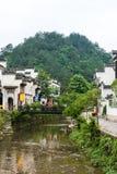 Longchuan scenic spot Stock Photography