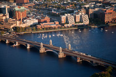 Longfellow Bridge Stock Images