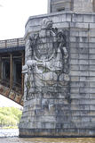 Longfellow Bridge in Boston 3 Stock Photography