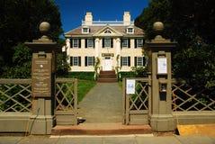 Longfellow House Stock Photos