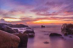 Longhai Vietnam lizenzfreies stockfoto
