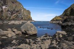 Longhaven, Aberdeenshire, Scotland, UK stock image