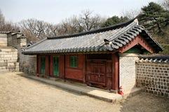 Longhouse budista Imagens de Stock
