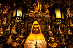 Longhua Świątynia Buddha Obraz Royalty Free