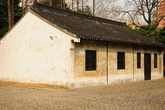 Longhua Martyr's Garrison Building Royalty Free Stock Photo