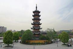 Longhua tempel Royaltyfria Foton
