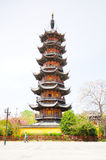 Longhua Temple Stock Image