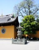 Longhua Temple Shangai Fotografía de archivo