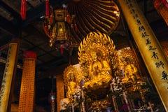 Longhua Temple, Shangai - China Imágenes de archivo libres de regalías