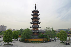 Longhua temple Royalty Free Stock Photos