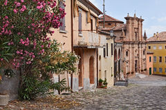 Longiano, Emilia Romagna, Itália Fotografia de Stock