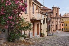Longiano, Emilia Romagna, Italië Stock Fotografie